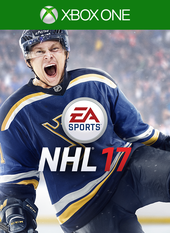 EA SPORTS™ NHL® 17 boxshot