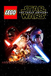 Carátula del juego LEGO STAR WARS: The Force Awakens