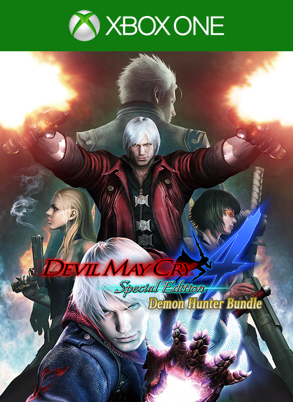 Devil May Cry 4 Special Edition  boxshot