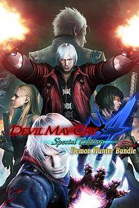 Carátula del juego DMC4SE Demon Hunter Bundle para Xbox One