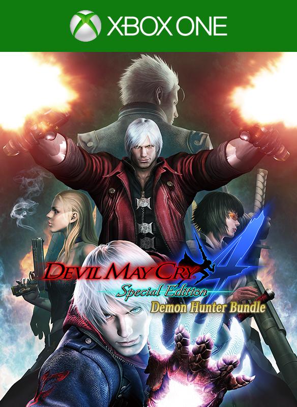 DMC4SE Demon Hunter Bundle boxshot