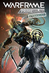 Carátula del juego Warframe: Prime Vault – Fire & Ice Prime Pack