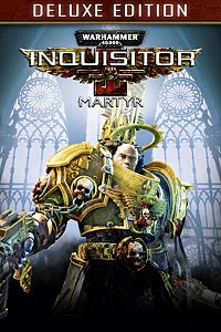 Warhammer 40,000 : Inquisitor - Martyr | Deluxe Edition