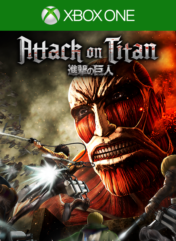 Attack on Titan boxshot