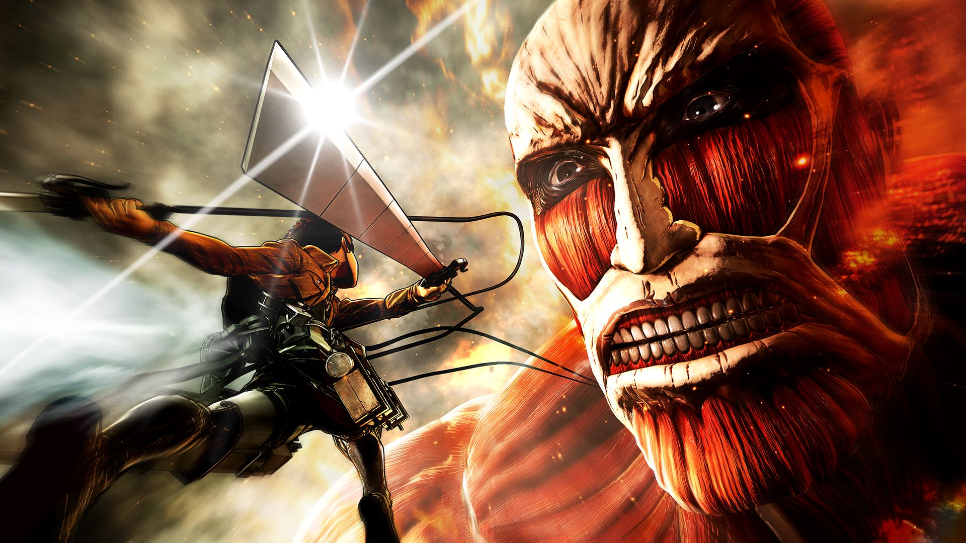 Attack on Titan versi Hollywood Akan Dibuat