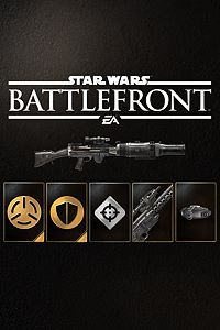 Carátula del juego STAR WARS Battlefront Sharpshooter Upgrade Pack
