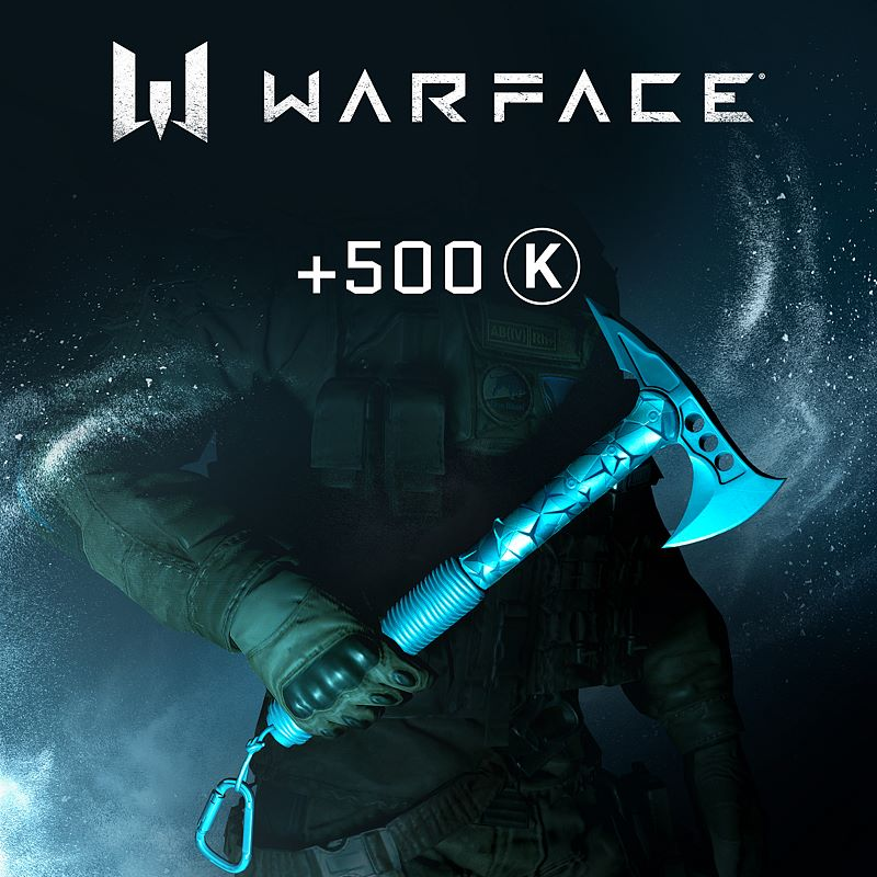 Warface - Icebreaker Pack