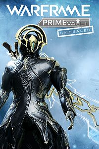 Carátula del juego Warframe: Prime Vault - Ice Prime Pack