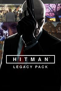 Carátula del juego HITMAN - Legacy Pack