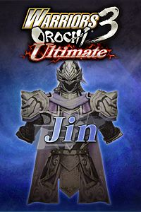 Carátula del juego WARRIORS OROCHI 3 Ultimate DWSF COSTUME - JIN