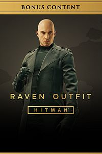 Carátula del juego HITMAN - GOTY Outfit Pack - Raven