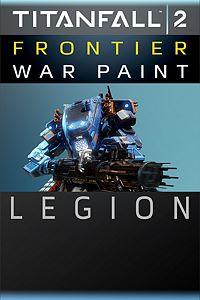 Carátula del juego Titanfall 2: Legion Frontier Warpaint