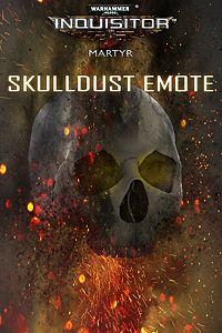 Carátula del juego Warhammer 40,000: Inquisitor - Martyr | Skulldust emote