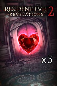 Carátula del juego Raid Mode: Life Crystals X 5