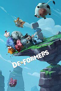 Carátula para el juego Deformers de Xbox 360