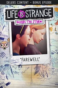 Carátula del juego Life is Strange: Before the Storm Bonus Episode