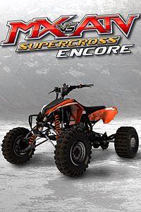 Carátula del juego 2011 KTM 450 SX ATV
