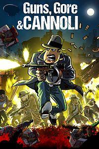Carátula del juego Guns, Gore and Cannoli para Xbox One