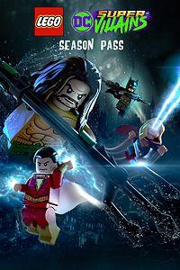 Carátula del juego LEGO DC Super-Villains Season Pass