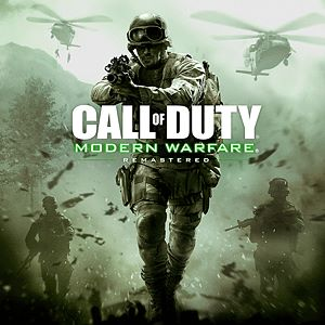 Call of Duty®: Modern Warfare® Remastered Xbox One