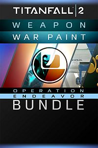 Carátula del juego Titanfall 2: Operation Endeavor Warpaint Bundle