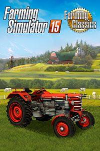 Carátula del juego Farming Classics de Xbox One