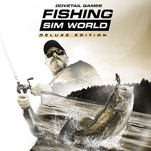 Fishing Sim World Deluxe Edition Xbox One