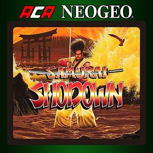 ACA NEOGEO SAMURAI SHODOWN Xbox One