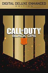 Buy call of duty black ops 4 digital deluxe enhanced microsoft xbox one x enhanced reheart Images