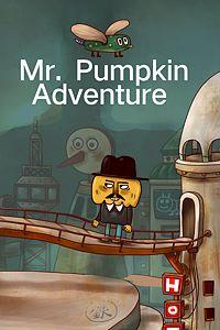 Carátula para el juego Mr. Pumpkin Adventure de Xbox One