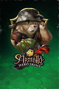 Carátula del juego Armello - The Mighty Ghor Hero Skin