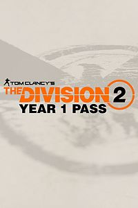 Carátula del juego Tom Clancy's The Division 2 - Year 1 Pass
