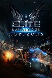 Carátula del juego Elite Dangerous: Horizons Season Pass de Xbox One