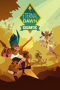 Carátula para el juego Gigantic Eternal Dawn Pack de Xbox 360