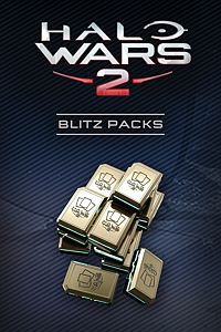 Carátula del juego Halo Wars 2: 20 Blitz Packs + 3 Free