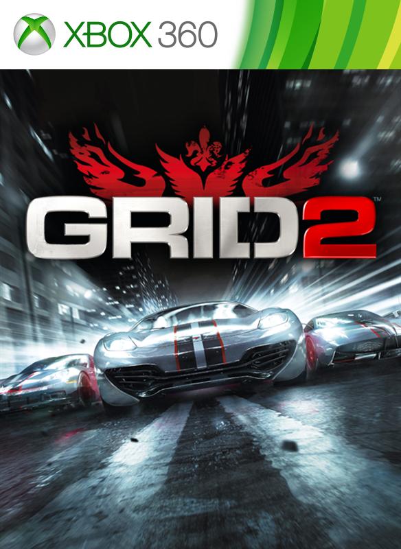 GRID 2 boxshot