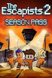 Carátula del juego The Escapists 2 Season Pass