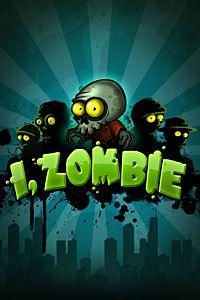 Carátula del juego I, Zombie