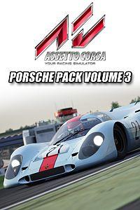 Carátula del juego Assetto Corsa - Porsche Pack Vol.3 DLC