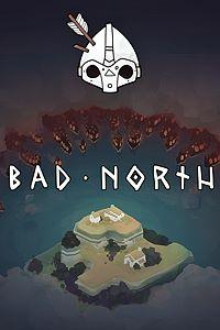 Carátula para el juego Bad North de Xbox 360
