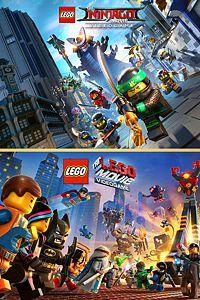 Carátula para el juego LEGO Movies Game Bundle de Xbox One