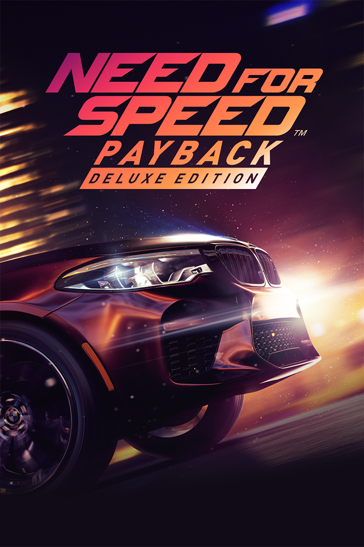 Buy Need For Speed Payback Deluxe Edition Microsoft Store