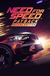 Carátula para el juego Need for Speed Payback - Deluxe Edition de Xbox One