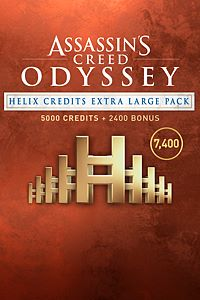 Carátula del juego Assassin's Creed Odyssey - HELIX CREDITS EXTRA LARGE PACK