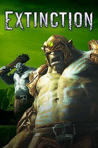 Carátula del juego Extinction: Ravenii Rampage