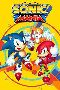 Carátula para el juego Sonic Mania de Xbox 360