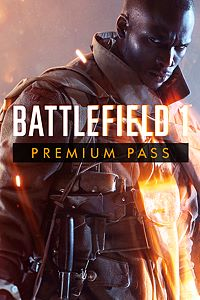 Carátula del juego Battlefield 1 Premium Pass de Xbox One