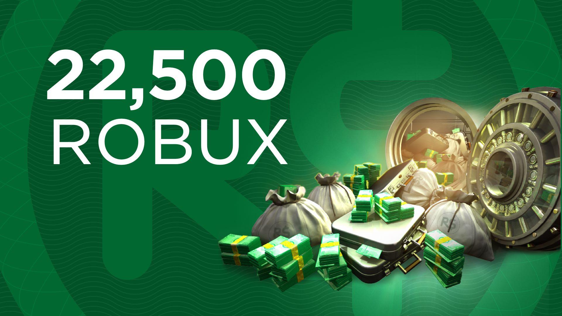Buy 22 500 Robux For Xbox Microsoft Store En Hk