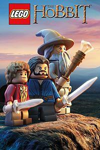 Carátula del juego LEGO The Hobbit