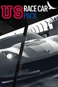 Carátula para el juego Project CARS - US Race Car Pack de Xbox 360